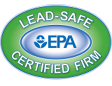 EPA Certified For Lead safe renovation